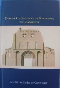 Couverture : Abbaye de Bonnefont