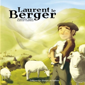Couverture de : Laurent le Berger