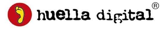 Logo Huella Blanco