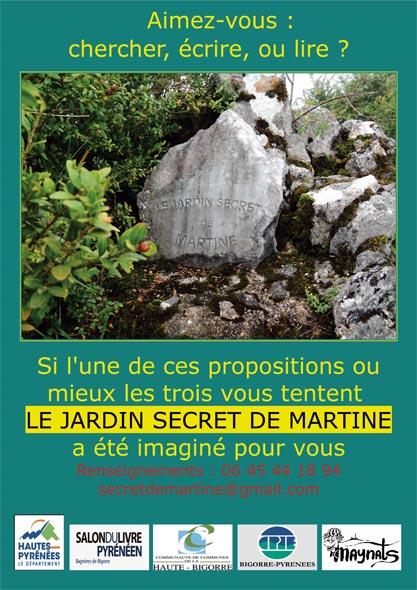 Affiche_JardinSecretDeMartine