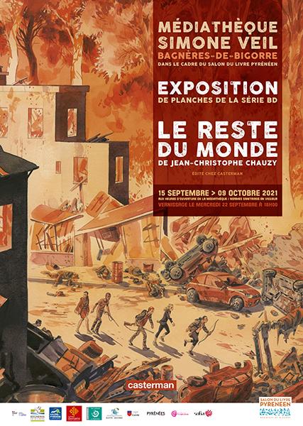 Site - Le reste du monde - Salon du livre Pyrénéen 2021 HD